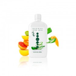 Aloe vera 99,5% gel drink s vitaminem C