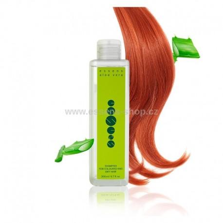 Aloe Vera Šampon pro barvené a suché vlasy