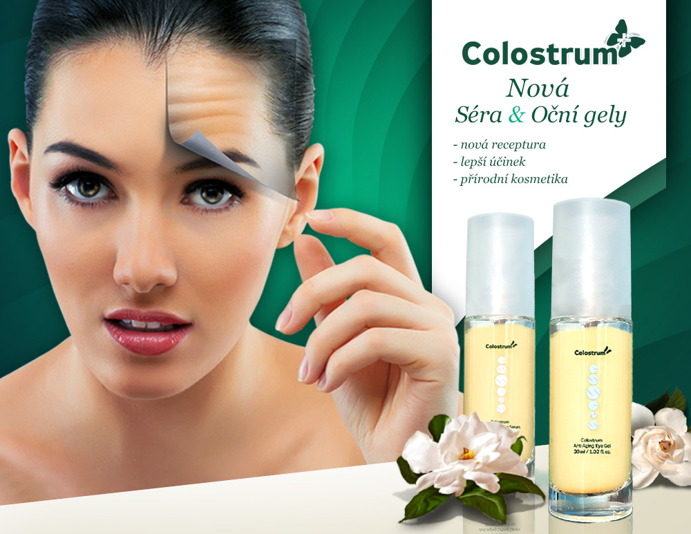 Pletove serum Colostrum Essens