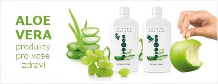 Produkty Aloe Vera pro vaše zdraví