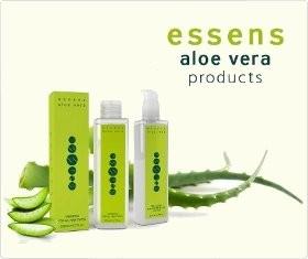 Produkty pro Vaši krásu i zdraví. To je Essens Aloe Vera.
